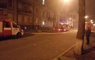 В Киеве горит офис Компартии