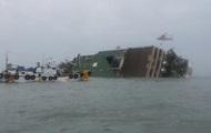У берегов Южной Кореи терпит бедствие судно с более 400 людьми на борту