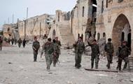 В Сирии возле мечети взорвали автомобиль, десять человек погибли
