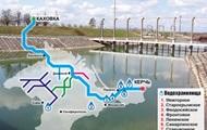 Воду в Крым намерены возить из Краснодарского края