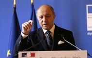 Глава МИД Франции призвал к новым санкциям против РФ в случае срыва украинских выборов