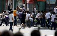 На востоке Китая в результате массовых беспорядков пострадали 30 человек
