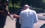 Видео задержания британского журналиста Грэма Филлипса Национальной гвардией