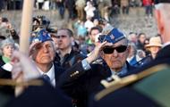 Во Франции отмечают D-Day: фотогалерея