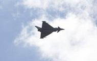 В Испании в результате крушения истребителя погиб пилот
