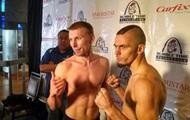 Украинский боксер победил опытного белоруса