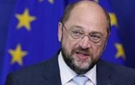 Президентом Европарламента стал Мартин Шульц