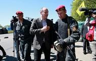 СНБО подготовил документ о вводе военного положения