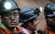 На шахте в Китае под землей заблокировано 17 горняков