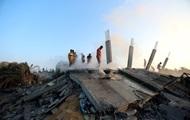 Израиль разбомбил провинцию в секторе Газа