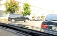 Автомобиль с мэром Кличко нарушил ПДД - СМИ