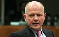 Глава МИД Великобритании Уильям Хейг ушел в отставку