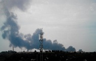 В Донецкой области упал пассажирский самолет - СМИ