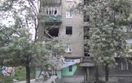 Обстрел Луганска: видеоподборка