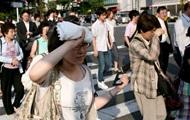 За неделю в Японии от жары умерли 15 человек