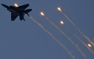 Очевидцы сообщили об авиаударе по Донецку