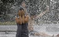 В воскресенье в Украине сохранится жаркая погода
