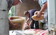 Сумская область отправила на Донбасс более 100 тонн гуманитарной помощи