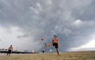 В Киеве стартует Чемпионат Украины по пляжному футболу