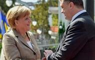 Порошенко и Меркель обсудили роспуск Рады и пути мирного урегулирования кризиса