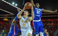 Сборная Украины по баскетболу добывает историческую победу на ЧМ