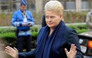 Украина ведет войну от имени всей Европы - президент Литвы