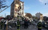 В Париже взорвался четырехэтажный жилой дом