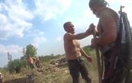 Сепаратист отрезал ухо насильнику - журналист
