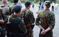 Бойцы батальона Киевщина отправились в зону АТО