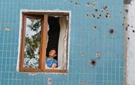 Рано утром во всех районах Донецка были слышны залпы из тяжелых орудий
