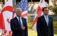 Пентагон: США продолжат помогать Грузии вступить в НАТО