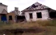 Иловайск после обстрелов: видео из города