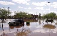 На западе США проливные дожди затопили несколько городов