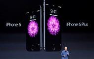 Apple презентовала новые іPhone 6 и  iPhone 6 Plus
