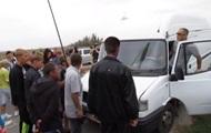 Родственники бойцов батальона Хортица перекрыли стратегическую трассу