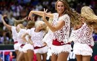 Фтогалерея: Самые яркие черлидерши чемпионата мира