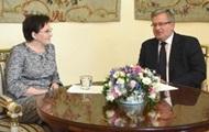 В Польше назначили нового премьер-министра