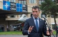 Расмуссен: НАТО не признает выборы в Крыму