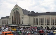 В Киеве ищут бомбу на Центральном ж/д вокзале