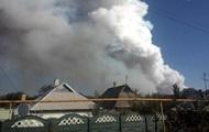 У Донецьку на території заводу хімвиробів прогримів потужний вибух