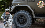 Под Львовом продолжаются учения Украины и НАТО Rapid Trident-2014