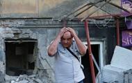 В Донецке снаряды повредили газопроводы
