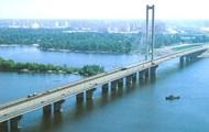 В Киеве частично ограничат движение на Южном мосту