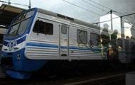 В Киеве частично возобновила работу городская электричка