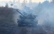 В Нацгвардии проверили готовность танковых подразделений