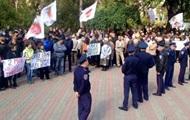 Украина устала от войны: марши мира по стране