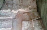Россельхознадзор вернул в Украину более тонны сала и мяса