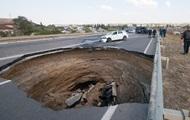 Обвал дороги под Симферополем: стали известны детали аварии
