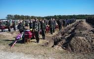 У Запорізькій області поховали 54 невпізнаних бійців АТО