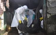 От вируса Эбола скончался сотрудник миссии ООН